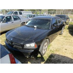 2010 DODGE CHARGER VIN/SN:2B3AA4CT1AH117521 - V8 GAS ENGINE, A/T, ODOMETER READING 173,763 MILES (ST