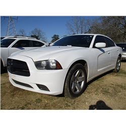 2011 DODGE CHARGER VIN/SN:2B3CL1CT2BH540210 - V8 GAS ENGINE, A/T (STATE OWNED)