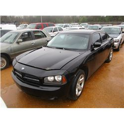 2010 DODGE CHARGE VIN/SN:2B3AA4CT9AH117511 - V8 ENGINE, A/T (DOES NOT OPERATE) (STATE OWNED)