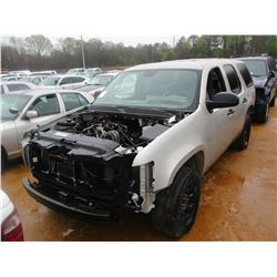 2007 CHEVROLET TAHOE VIN/SN:1GNEC03057R399641 - V8 ENGINE, A/T (DOES NOT RUN) (STATE OWNED)