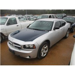 2010 DODGE CHARGER VIN/SN:2B3CA4CT6AH272588 - V8 ENGINE, A/T (DOES NOT RUN) (STATE OWNED)