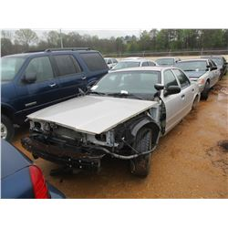 2008 FORD POLICE INTERCEPTOR, VIN/SN:2FAHP71V18X159582 - V8 ENGINE, A/T (DOES NOT RUN) (STATE OWNED)