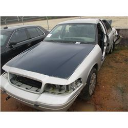 2007 FORD POLICE INTERCEPTOR, VIN/SN:2FAHP71W47X144999 - V8 ENGINE, A/T (DOES NOT RUN) (STATE OWNED)