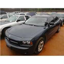 2008 DODGE CHARGER VIN/SN:2B3LA43H08H216412 - V8 GAS ENGINE, A/T (DOES NOT OPERATE) (STATE OWNED)
