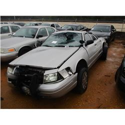 2010 FORD CROWN VICTORIA VIN/SN:2FABP7BV0AX106625 - V8 GAS ENGINE, A/T (DOES NOT OPERATE) (STATE OWN