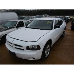 2010 DODGE CHARGER, VIN/SN:2B3AA4CT1AH304581 - V8 GAS ENGINE, A/T (STATE OWNED)