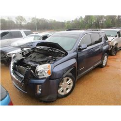 2013 GMC TERRAIN AWD VIN/SN:2GKFLTE34D6406810 - V6 ENGINE, A/T (DOES NOT RUN) (STATE OWNED)