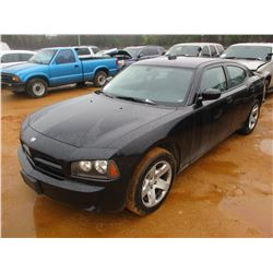 2010 DODGE CHARGER VIN/SN:2B3AA4CT8AH303217 - V-8 ENGINE, A/T (DOES NOT RUN) (STATE OWNED)