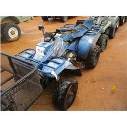 POLARIS MAGNUM 425 4 WHEELER, VIN/SN:2587647 - 4X4 (DOES NOT OPERATE) (STATE OWNED)