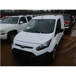 2015 FORD MINI VAN, VIN/SN:NM0L56E71F1190925 - GAS ENG, A/T