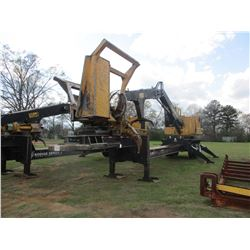 2015 TIGERCAT 234 LOG LOADER, VIN/SN:2341819 - CUMMINS ENGINE, TIGER CAT GRAPPLE, R SQUARE DELIMBER,