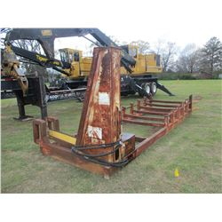 "CTR GROUND SAW, 18' 6"" FRAME"