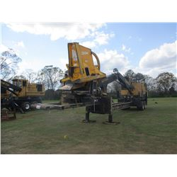 2011 TIGERCAT 234 LOG LOADER, VIN/SN:2340996 - CUMMINS ENGINE, TIGERCAT GRAPPLE, CSI 264 DELIMBER, M