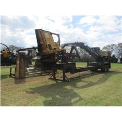 2006 BARKO 495ML LOG LOADER, VIN/SN:10649523706 - GRAPPLE, CSI 264 DELIMBER, MTD ON DELIMBER TRAILER
