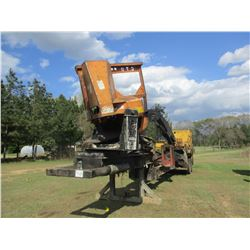 2000 TIGERCAT 240B LOG LOADER, VIN/SN:2400522 - TIGERCAT GRAPPLE, CTR 450 DELIMBER, MTD ON DELIMBER