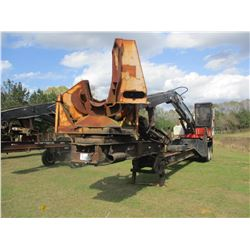 1996 PRENTICE 410E LOG LOADER, VIN/SN:52504 - CUMMINS ENGINE, GRAPPLE, CRT DEMILBER, MTD ON BIG JOHN