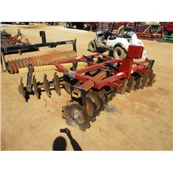 BROWN DISC HARROW