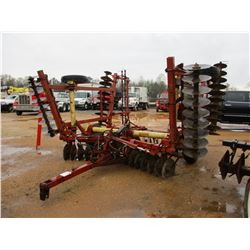 KRUSE 905 DISC HARROW, - SPRING TOOTH HARROW OUTRIGGER