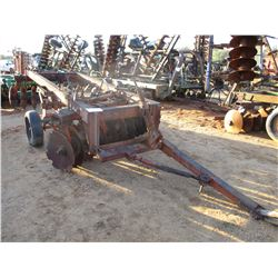 TUFLINE OSHI DISC HARROW