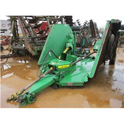 JOHN DEERE CX15 ROTARY MOWER, VIN/SN:038411 - 3 PTH, HYDRAULIC 15' BATWING (COUNTY OWNED)