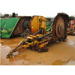 BUSH-WHACKER ROTARY CUTTER, VIN/SN:4006 - 15' BATWING (COUNTY OWNED)
