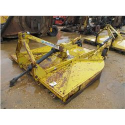 BUSH-WHACKER 8410 ROTARY CUTTER, VIN/SN:078410075050017 - 7' WIDTH, 3 PTH (COUNTY OWNED)