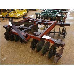 DISC HARROW 20 X 18