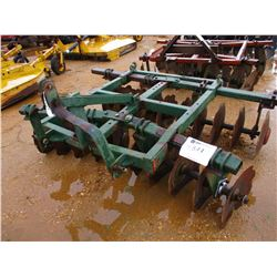 "68"" DISC HARROW"