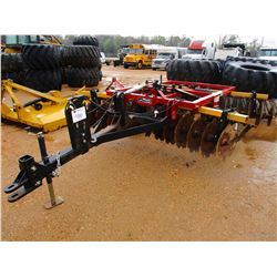 BROWN 22X 24 DISC HARROW