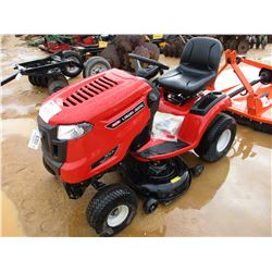 "ROVER LAWN-KING RIDING MOWER, VIN/SN:1G267H10400 - 42"", (UNUSED)"