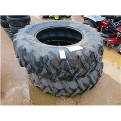 (2) 18.4-30 TIRES