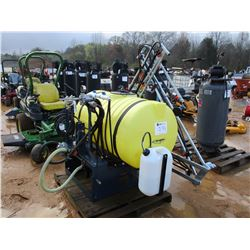 150 GALLON SPRAYER SYSTEM- 3PTH