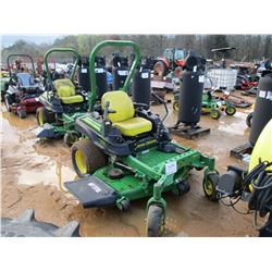 "JOHN DEERE Z930R MOWER, VIN/SN:010335 - PRO 60"" MOWER DECK, ROLLBAR, METER READING 563 HOURS"