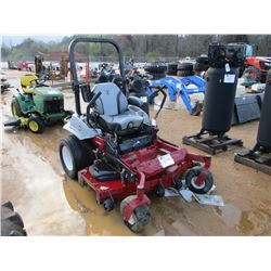 EXMARK S SERIES LAWN MOWER, VIN/SN:313604749 - ZERO TURN, ROLL BAR, METER READING 1,941 HOURS