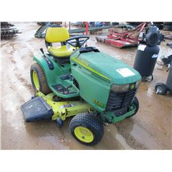 JOHN DEERE GX255 LAWN MOWER VIN/SN:120160 -GAS ENGINE