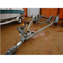 GALV T/A BOAT TRAILER (STATE OWNED)