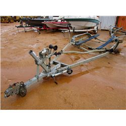 EZ-LOADER T/A GALV BOAT TRAILER (STATE OWNED)