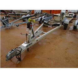 BOAT MASTER T/A ALUMINUM BOAT TRAILER (STATE OWNED)