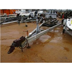 ALUMINUM T/A BOAT TRAILER (STATE OWNED)