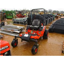KUBOTA ZD331 ZERO TURN MOWER, (DOES NOT RUN) (COUNTY OWNED)