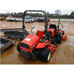 "KUBOTA Z021 ZERO TURN MOWER, - 60"", (DOES NOT RUN) (COUNTY OWNED)"