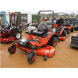 "KUBOTA ZD331 ZERO TURN MOWER, - 72"" (DOES NOT RUN) (COUNTY OWNED)"