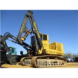 "2006 TIGERCAT T240 TRACK LOADER, VIN/SN:20453 -GRAPPLE, 36"" TBG, HD U/C, ECAB W/AIR"
