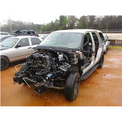 2009 CHEVROLET TAHOE VIN/SN:1GNEC03099R262446 V8 ENGINE, A/T (DOES NOT OPERATE) (STATE OWNED)