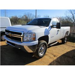 CHEVROLET 2500HD PICKUP, VIN/SN:1GC0CVCGXCF121911 - V8 GAS ENGINE, A/T