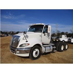 2010 INTERNATIONAL PROSTAR PREMIUM TRUCK, VIN/SN : 3HSCUSJR0AN234875 - T/A, IHC MAX FORCE 13 ENG, 10