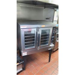"Unused Hobart Stainless Steel Convection Oven  40""W  X 31""D X 55""H"
