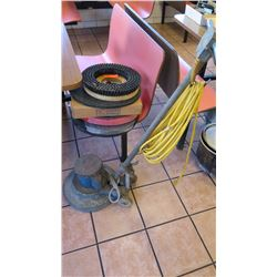 Commercial Orbital Floor Scrubber/Polisher with Attachments