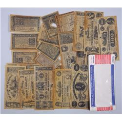 Lot (25) Misc. Reproduction Notes