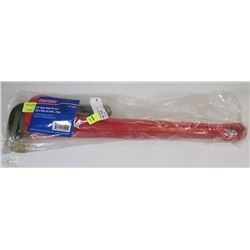 "WESTWARD 24"" STEEL PIPE WRENCH"